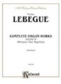 Oeuvre Complète D'orgue Volume 3 Nicolas Lebègue laflutedepan.com