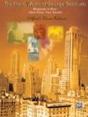 Rhapsody In Blue. 2 Pianos - Georges Gershwin - laflutedepan.com