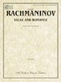 Valse et Romance. 6 Mains RACHMANINOV Partition laflutedepan.com