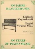 English Virginal Music Partition Clavecin - laflutedepan.com