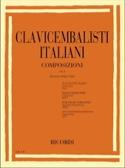 Clavecinistes Italiens Volume 1 Partition laflutedepan.com