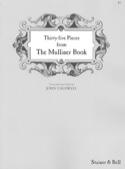 35 Pièces Du Mulliner Book Partition Clavecin - laflutedepan.com