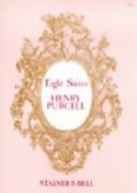 8 Suites - Henry Purcell - Partition - Clavecin - laflutedepan.com