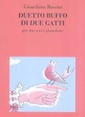 Duetto Buffo Di 2 Gatti Gioachino Rossini Partition laflutedepan.com