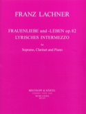 Frauenliebe Und Leben Opus 82 / Lyrisches Intermezzo laflutedepan.com
