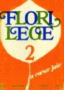 Florilège 2 Partition Chœur - laflutedepan.com