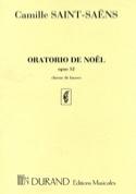 Oratorio de Noël Opus 12 Camille Saint-Saëns laflutedepan.com