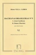 Bachianas Brasileiras N° 5 - Heitor Villa-Lobos - laflutedepan.com