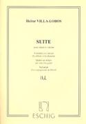 Suite Pour Chant et Violon - Heitor Villa-Lobos - laflutedepan.com