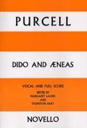 Didon et Enée Henry Purcell Partition Petit format - laflutedepan.com