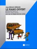 Le Piano Ouvert Jean-Michel Arnaud Partition Piano - laflutedepan.com