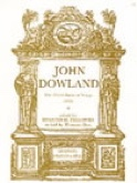 The 3rd Book Of Songs - John Dowland - Partition - laflutedepan.com