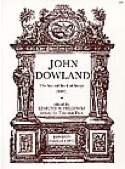The 2nd Book Of Songs - John Dowland - Partition - laflutedepan.com