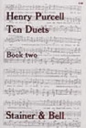 10 Duets Volume 2 Henry Purcell Partition Duos - laflutedepan.com