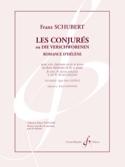 Romance d' Hélène. Les Conjurés SCHUBERT Partition laflutedepan.com