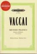 Metodo Pratico Voix Moyenne Nicola Vaccai Partition laflutedepan.com
