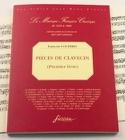 Pièces de Clavecin 1er Livre - François Couperin - laflutedepan.com
