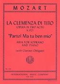 Parto ! ma tu Ben Mio. K 621. la Clemenza Di Tito laflutedepan.com