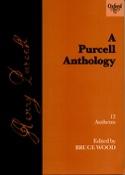 12 Anthems Henry Purcell Partition Chœur - laflutedepan.com