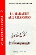 La Maraude Aux Chansons Pierrette Rière-Romanesco laflutedepan.com