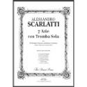 7 Arie Con Tromba Sola - Alessandro Scarlatti - laflutedepan.com