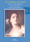 Les Classiques Du Chant Volume 1. Soprano Partition laflutedepan.com