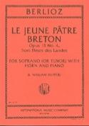 Le Jeune Pâtre Breton Opus 13-4 - Hector Berlioz - laflutedepan.com