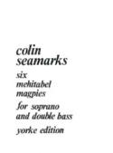 6 Mehitabel Magpies Colin Seamarks Partition laflutedepan.com