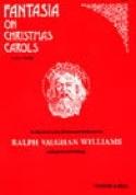 Fantasia On Christmas Carols Williams Ralph Vaughan laflutedepan.com