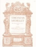 The First Book Of Ayres Thomas Morley Partition laflutedepan.com