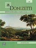 20 Songs. Voix Grave - Gaetano Donizetti - laflutedepan.com