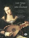 Lute Songs Livres 1 et 2 - John Dowland - Partition - laflutedepan.com