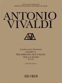 Laudate Pueri Dominum RV 600 Antonio Vivaldi laflutedepan.com