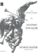 Stabat Mater RV 621 - Antonio Vivaldi - Partition - laflutedepan.com