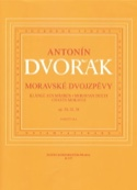 Chants Moraves Anton Dvorak Partition Duos - laflutedepan.com