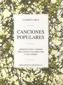 9 Canciones Populares - Lorca Federico Garcia - laflutedepan.com