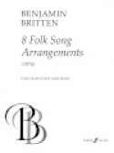 8 Folk Song Arrangements. Benjamin Britten Partition laflutedepan.com