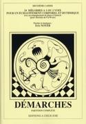 Démarches. 2ème Cahier. - Eric Noyer - Livre - laflutedepan.com