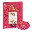 Jeux, Voix, Vocalises Volume 1. Epuisé Joël Genetay laflutedepan.com