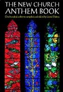 The New Church Anthem Book Partition Chœur - laflutedepan.com