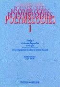 Polymélodies Volume 1 (Voix Egales) Partition laflutedepan.com