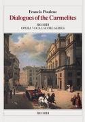Dialogues des Carmélites Francis Poulenc Partition laflutedepan.com