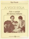 Arie E Cantate Del Barocco Italiano - Partition - laflutedepan.com