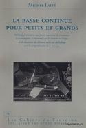 La Basse Continue Pour Petits et Grands Michel Laizé laflutedepan.com