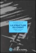 La Structure Du Chant. Richard Miller Livre laflutedepan.com