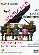 Berceuses à 6 Mains - Manfred Schmitz - Partition - laflutedepan.com