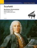 Pièces Célèbres Domenico Scarlatti Partition laflutedepan.com