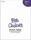 Peace Mass Bob Chilcott Partition Chœur - laflutedepan