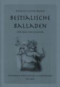 Bestialische Balladen - Douglas Victor Brown - laflutedepan.com