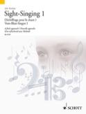 Sight-Singing Volume 1 John Kember Partition laflutedepan.com